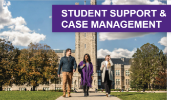 Student Support & Case Management Report