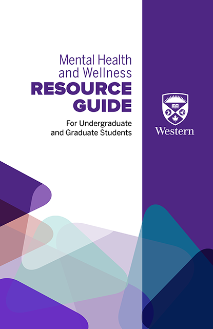 mental health and wellness resource guide cover