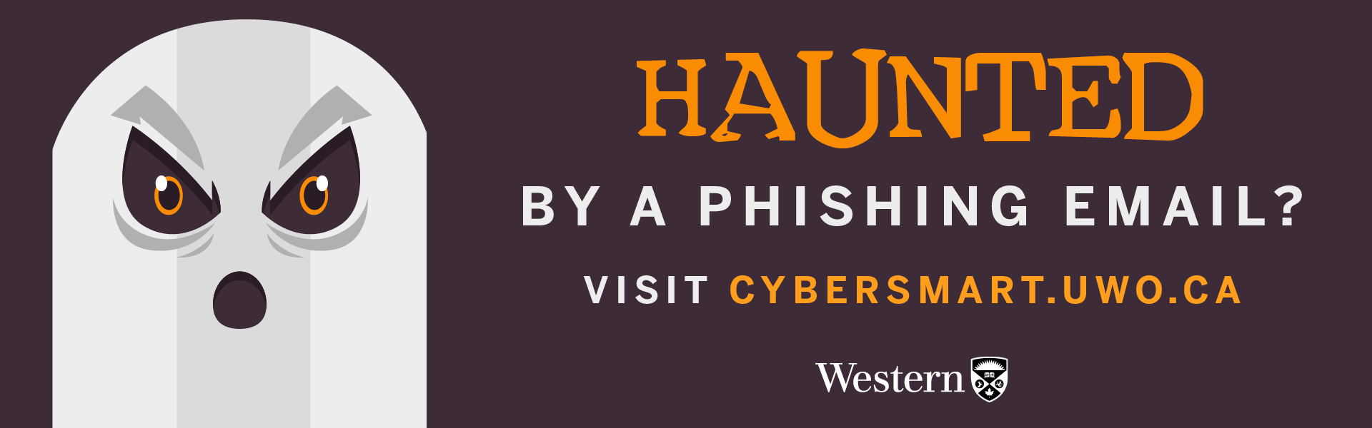 Click to learn about cyber safety, phishing emails.