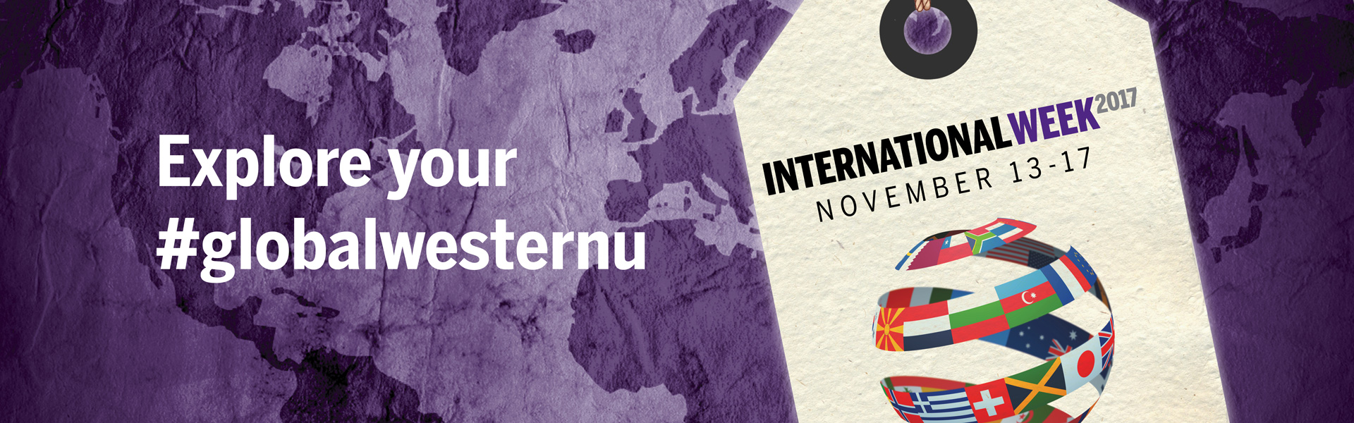 Western International Week, click for info